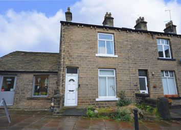 Thumbnail 3 bed end terrace house for sale in Bridge Street, Slaithwaite, Huddersfield, West Yorkshire