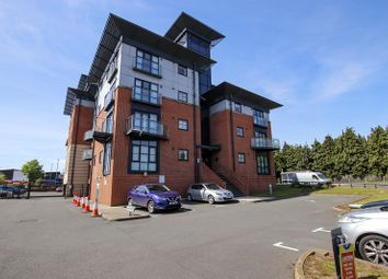Thumbnail 2 bedroom flat for sale in The Heights, West Bromwich, West Midlands