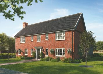 Thumbnail 4 bed detached house for sale in Stanwell Green, Thorndon, Eye, Suffolk