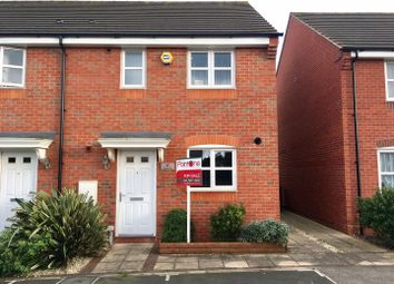 Thumbnail 3 bed terraced house for sale in Beaumont Road, Nuneaton