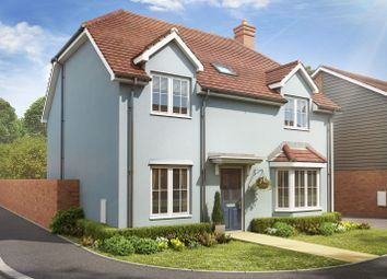 Thumbnail 4 bed detached house for sale in Kirby Road, Chelmsford