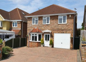 Thumbnail 4 bed detached house for sale in Branksome Avenue, Hockley