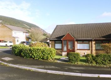 Thumbnail 2 bed semi-detached bungalow for sale in Woodland Row, Cwmavon, Port Talbot, West Glamorgan