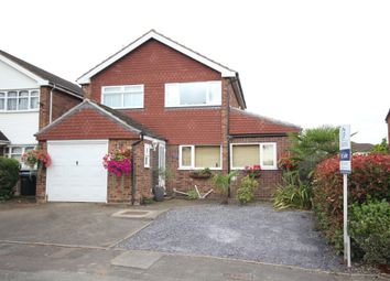 Thumbnail 4 bedroom detached house for sale in Coombe Park Road, Binley, Coventry