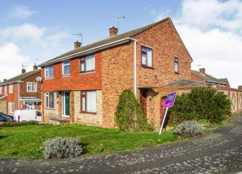 Thumbnail 3 bed semi-detached house for sale in Westerham Road, Sittingbourne