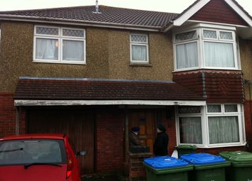 Thumbnail 8 bed property to rent in Kitchener Road, Highfield, Southampton
