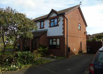 Thumbnail 3 bed semi-detached house to rent in Navigation Close, Netherton, Liverpool