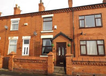 Thumbnail 3 bed terraced house for sale in Highfield Avenue, Golborne, Warrington