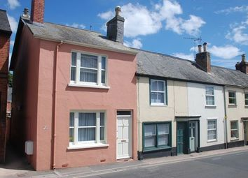 Thumbnail 2 bed end terrace house for sale in Temple Street, Sidmouth