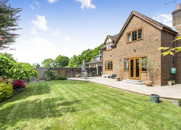 Thumbnail 4 bed detached house for sale in Angel Lane, Ferndown