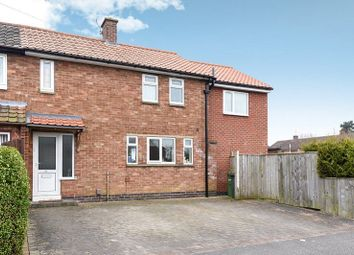 Thumbnail 4 bedroom end terrace house for sale in Farmlands Road, York