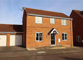 Thumbnail 3 bed detached house for sale in Blairgowie Close, Grantham