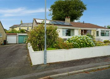 Thumbnail 3 bed semi-detached bungalow for sale in Broadmead, Callington, Cornwall