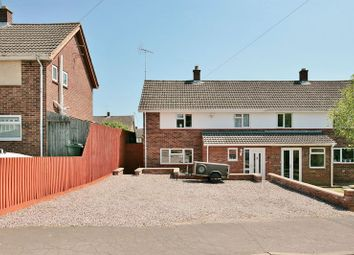 Thumbnail 4 bed semi-detached house for sale in Edinburgh Way, Banbury