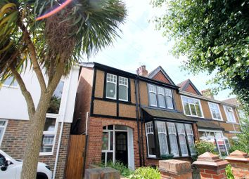 Thumbnail 3 bed end terrace house for sale in Hallyburton Road, Hove