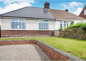 Thumbnail 3 bed semi-detached bungalow for sale in Mansfield Road, Sheffield