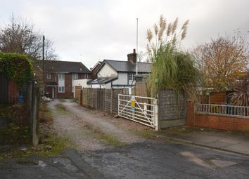 Thumbnail Land for sale in Glenmore Avenue, Thornton Cleveleys