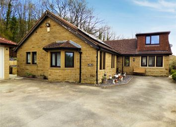 Thumbnail 4 bed detached bungalow for sale in Scott Lane, Riddlesden, Keighley, West Yorkshire