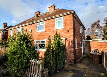 Thumbnail 4 bed semi-detached house for sale in Kirk Cross Crescent, Royston, Barnsley