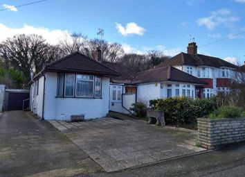 Thumbnail 2 bed semi-detached bungalow for sale in Courtland Avenue, North Chingford, London