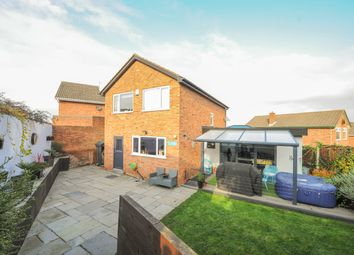 Thumbnail 3 bed detached house for sale in Thorndene Close, Chesterfield