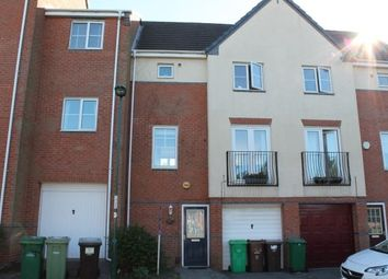3 bed town house to rent in Jensen Way, Nottingham NG5