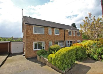 Thumbnail 3 bed property for sale in Eastcliffe Avenue, Gedling, Nottingham