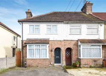 Thumbnail 3 bed end terrace house for sale in Kelmscott Close, Watford, Hertfordshire