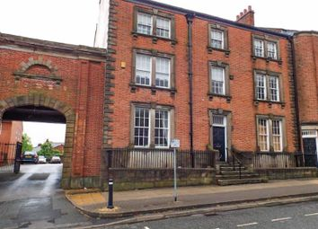 Thumbnail 1 bed flat for sale in Apartment 1, 136 Standishgate, Wigan
