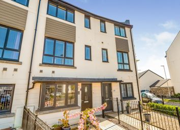 Thumbnail 5 bed town house for sale in Coscombe Circus, Plymouth