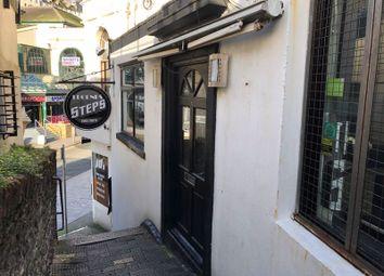 Thumbnail Restaurant/cafe for sale in Fleet Street, Torquay