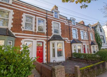 Thumbnail 5 bedroom terraced house for sale in Windsor Road, Penarth