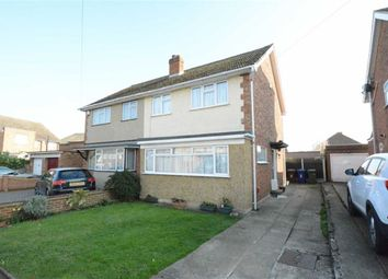 Thumbnail 3 bed semi-detached house for sale in Buchanan Close, Aveley Village, Essex