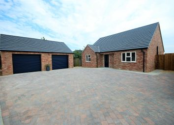 Thumbnail 3 bed detached bungalow for sale in Jekils Bank, Holbeach St. Johns, Spalding