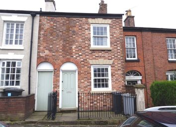 Thumbnail 2 bed terraced house to rent in Buxton Road, Macclesfield