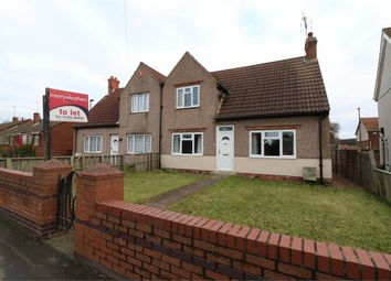 Thumbnail 2 bed semi-detached house to rent in Church Road, Stainforth, Doncaster, South Yorkshire