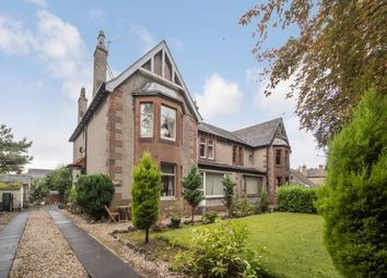 Thumbnail 5 bed semi-detached house for sale in Glen Road, Wishaw, North Lanarkshire, .