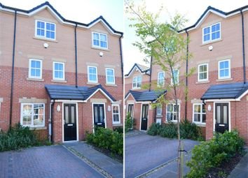 Thumbnail 4 bed town house for sale in Apple Tree Gardens, Stanley Park, Blackpool