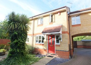 Thumbnail 3 bed semi-detached house for sale in Heron Close, Rayleigh