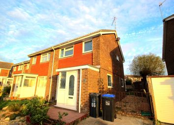 Thumbnail 3 bed semi-detached house to rent in Edmonton Road, Worthing
