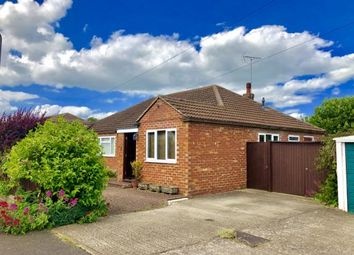Thumbnail 3 bed bungalow for sale in Fox Gate, Newport Pagnell, Milton Keynes, Bucks