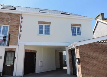 Thumbnail 2 bed town house for sale in Brodog Court, Fishguard
