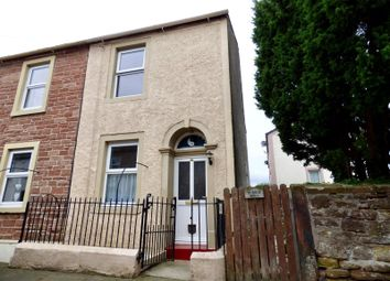 Thumbnail 2 bed semi-detached house for sale in George Street, Wigton, Cumbria