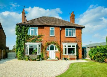 Thumbnail 4 bed detached house for sale in Bracken House, Common Road, Barlow, Selby