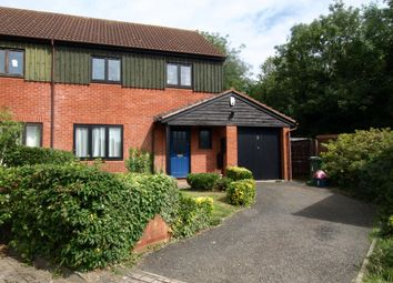 Thumbnail 3 bed semi-detached house for sale in Dyers Mews, Neath Hill, Milton Keynes
