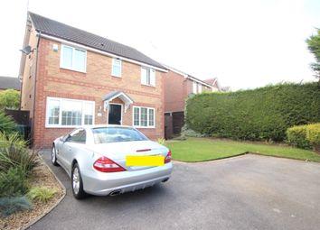 Thumbnail 4 bed detached house for sale in Goldcrest Rise, Gateford, Worksop