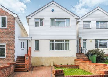 Thumbnail 3 bed detached house for sale in Alfriston Gardens, Southampton