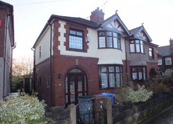 3 bed semi-detached house to rent in St. Chads Road, Tunstall, Stoke-On-Trent ST6