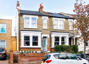 4 bed end terrace house for sale in Hertford Road, London N2