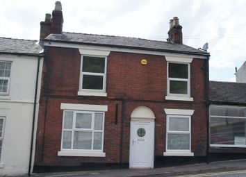 Thumbnail 3 bed terraced house to rent in Rood Hill, Congleton